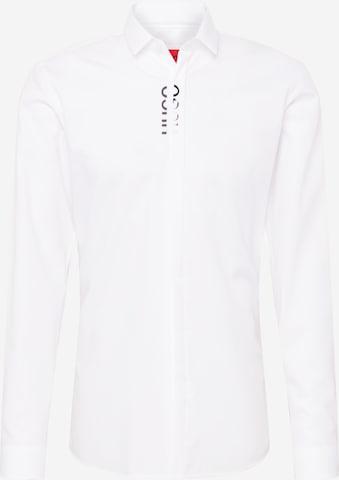 HUGO Hemd 'Etran' in Weiß