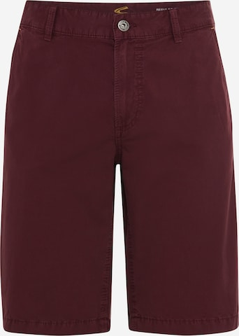 CAMEL ACTIVE Hose in Rot