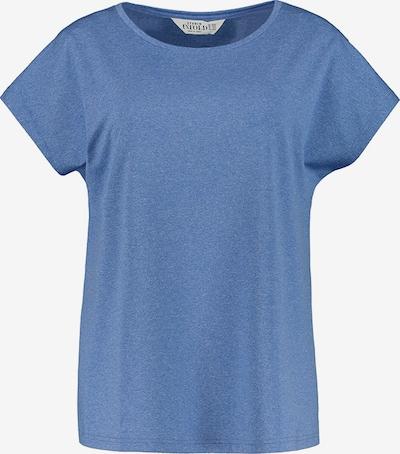 Studio Untold Shirt in taubenblau, Produktansicht