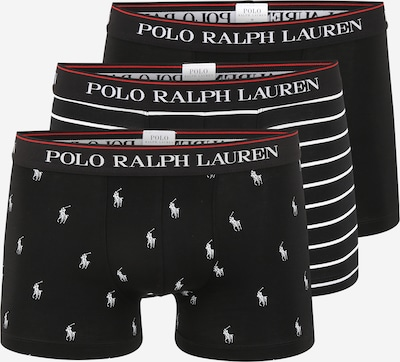 POLO RALPH LAUREN Boxershorts in rot / schwarz / weiß, Produktansicht