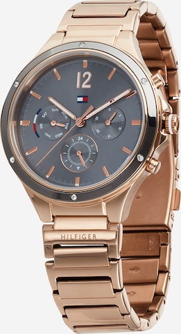 TOMMY HILFIGER Analog Watch 'Eve' in Gold