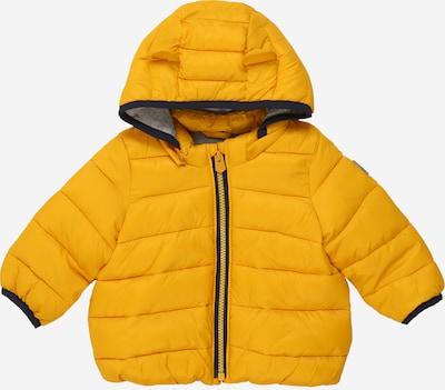 GAP Prehodna jakna | rumena / črna barva, Prikaz izdelka