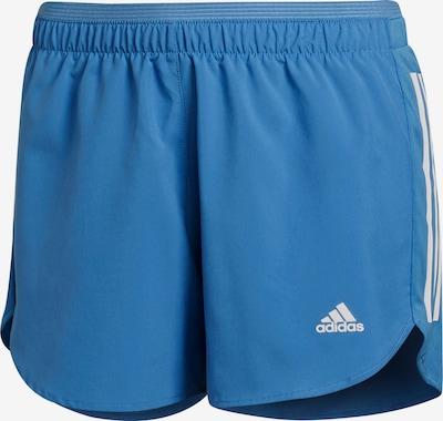 ADIDAS PERFORMANCE Sportovní kalhoty 'Run It' - nebeská modř / bílá, Produkt