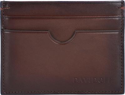 Davidoff Kreditkartenetui in braun, Produktansicht