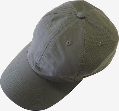 Chaplino Baseball-Cap in oliv, Produktansicht