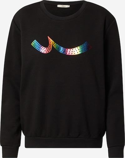 LTB Sweat-shirt 'Yebepo' en mélange de couleurs / noir, Vue avec produit