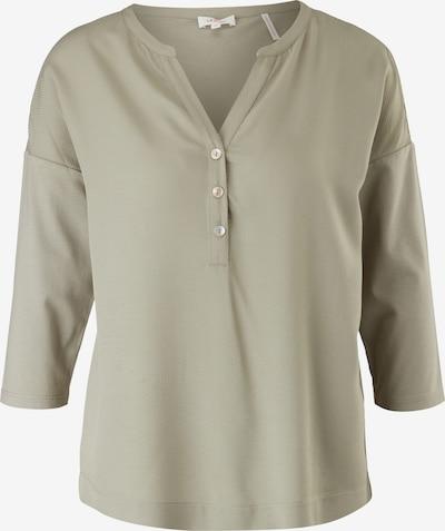 s.Oliver Shirt in khaki, Produktansicht