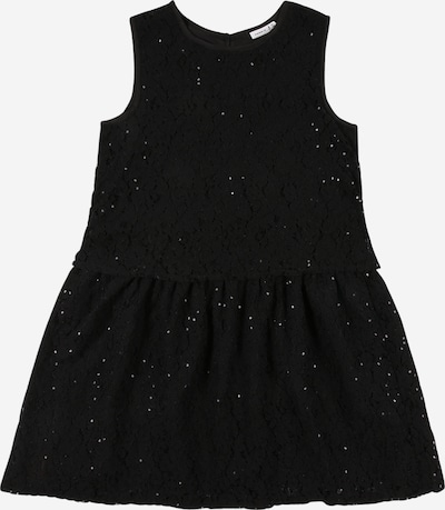 NAME IT Kleid 'SANDORA SPENCER' in schwarz, Produktansicht