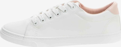 Keddo Sneakers laag in de kleur Lichtroze / Wit, Productweergave
