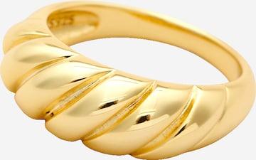 EDITED Sõrmus 'Leja', värv Kuld