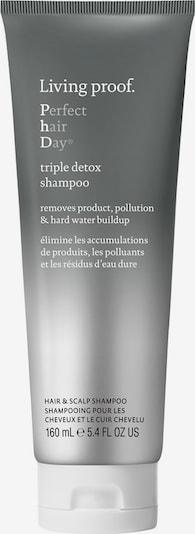 Living Proof Shampoo 'Triple Detox' in grau, Produktansicht