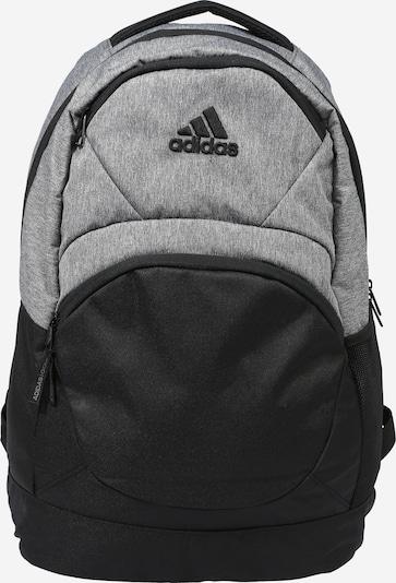 adidas Golf Sportrucksack in graumeliert / schwarz, Produktansicht