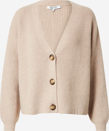 Cardigan 'Kimberly' ABOUT YOU en rose