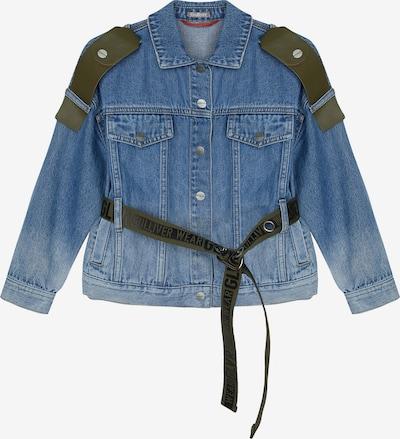 Gulliver Jeansjacke in blau, Produktansicht