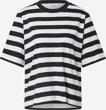 EDITED Shirt 'Nola' in Schwarz