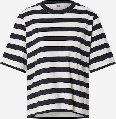 Marškinėliai 'Nola' iš EDITED , spalva - juoda / balta, Prekių apžvalga