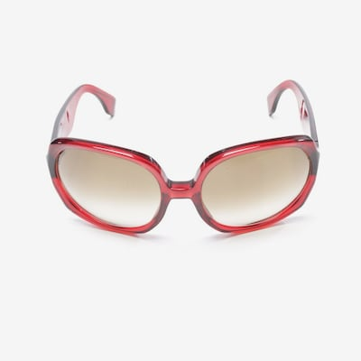 Marni Sunglasses in One size in Red, Item view