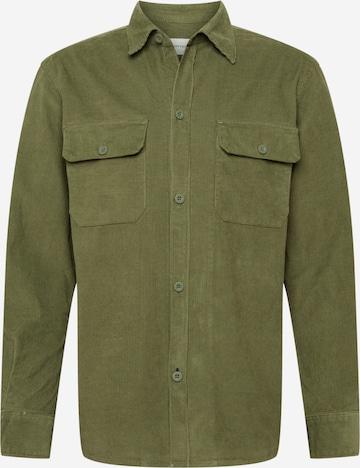 TOM TAILOR Triiksärk, värv roheline