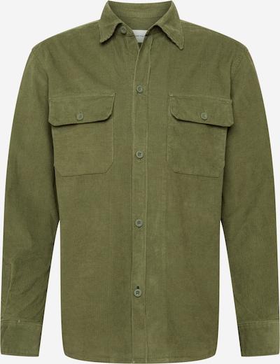 TOM TAILOR Overhemd in de kleur Kaki, Productweergave