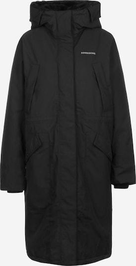 Didriksons Parka ' Nicolina ' in schwarz, Produktansicht