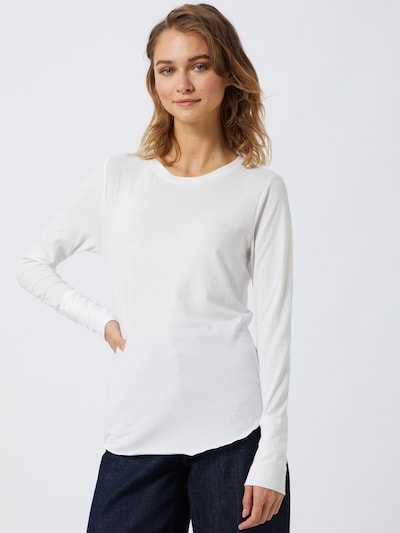 GAP Shirt in weiß, Modelansicht
