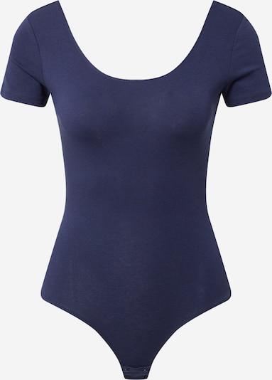 DIESEL Bodi majica | modra / bela barva: Frontalni pogled