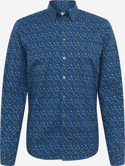Casual Friday Hemd 'Arthur' in blau / nachtblau / greige / weiß, Produktansicht