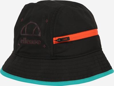 ELLESSE Hattu 'Surefoo' värissä jade / lohi / tummanoranssi / musta, Tuotenäkymä