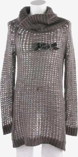 Twin Set Pullover / Strickjacke in S in anthrazit, Produktansicht
