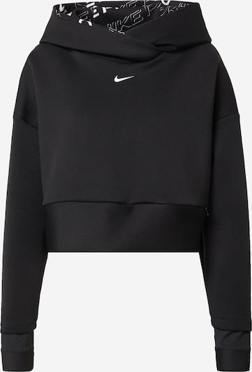 NIKE Športna majica 'Pro' | črna barva, Prikaz izdelka