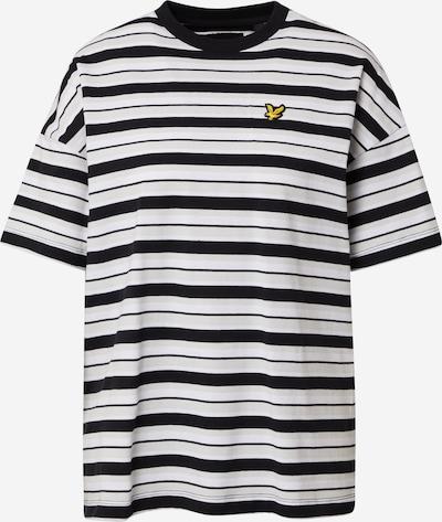 Lyle & Scott Shirt in Black / White, Item view