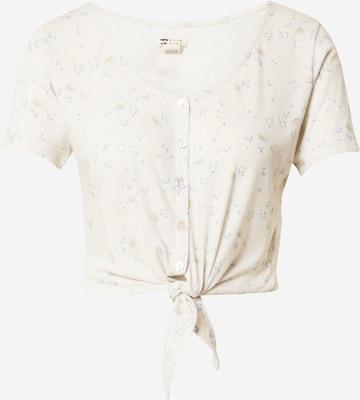 BILLABONG Shirt 'GIRLY' in Wit