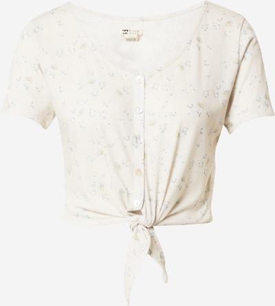 BILLABONG Shirt 'GIRLY' in mischfarben / wollweiß, Produktansicht