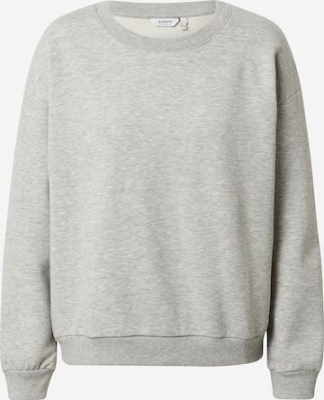 Sweat-shirt b.young en gris