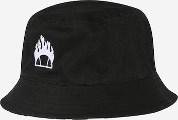 About You x Ellesse Müts 'Valos Reversible Bucket Hat', värv must