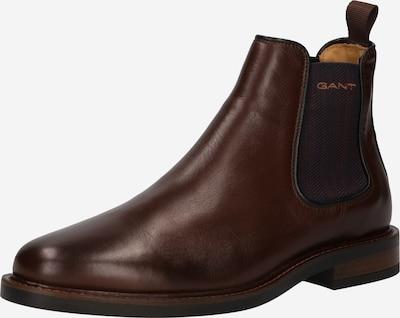 GANT Chelsea boots 'St Akron' in Blue / Dark brown, Item view
