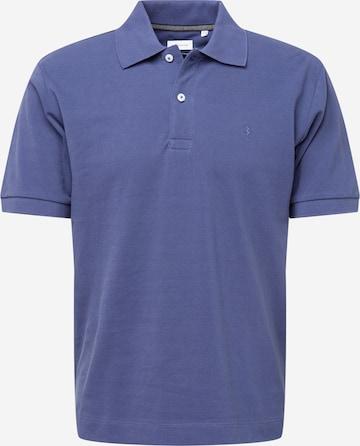 SEIDENSTICKER Polo-Shirt ' Regular ' in Blau