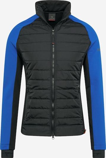 Bogner Fire + Ice Tussenjas 'BERNO' in de kleur Blauw / Zwart, Productweergave
