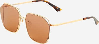 McQ Alexander McQueen Sunglasses in brown / orange, Item view