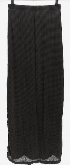 Brandy Melville Maxirock in XS-XL in hellgrau / schwarz, Produktansicht