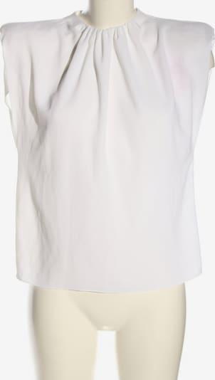 ZARA Blusentop in S in weiß, Produktansicht