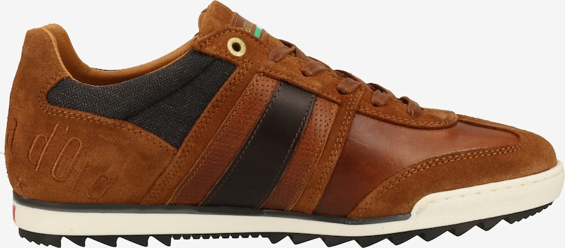 PANTOFOLA D'ORO Sneakers laag in Bruin 46Bovq1q