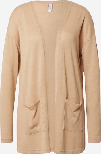 Hailys Cardigan 'Kathy' en beige, Vue avec produit