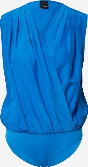 PINKO Blouse 'INES' in de kleur Blauw, Productweergave