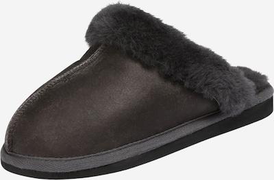 SHEPHERD OF SWEDEN Pantofle 'Jessica' - tmavě šedá, Produkt