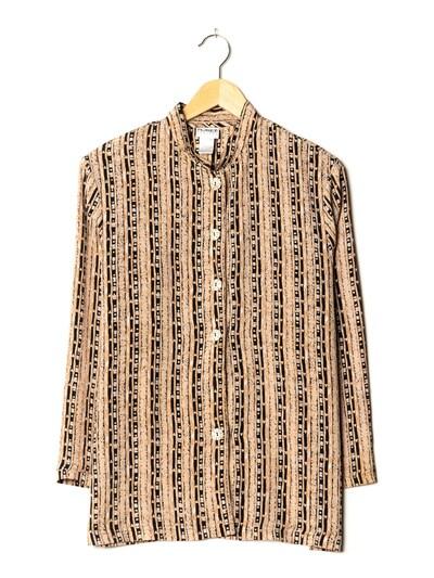 Koret Bluse in XL in beige, Produktansicht