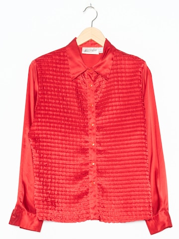 Yves St. Clair Bluse in XL in Rot