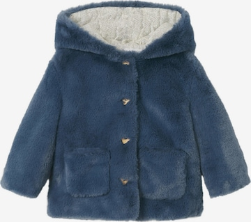 MANGO KIDS Kappa 'Bear' i blå