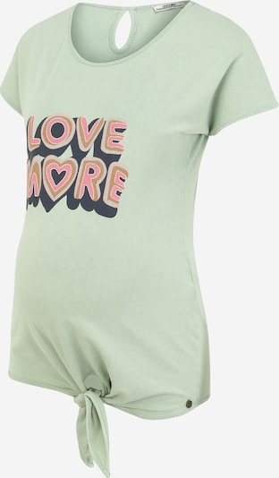 LOVE2WAIT T-shirt i mint / blandade färger, Produktvy