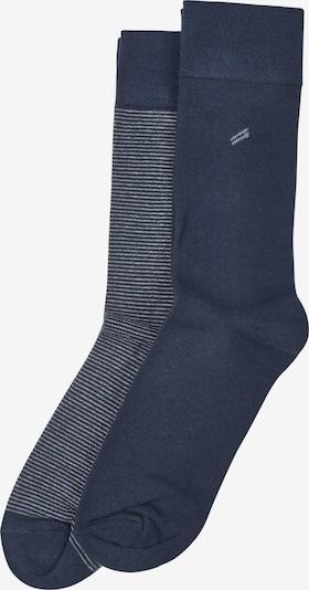 DANIEL HECHTER Socks in Navy, Item view